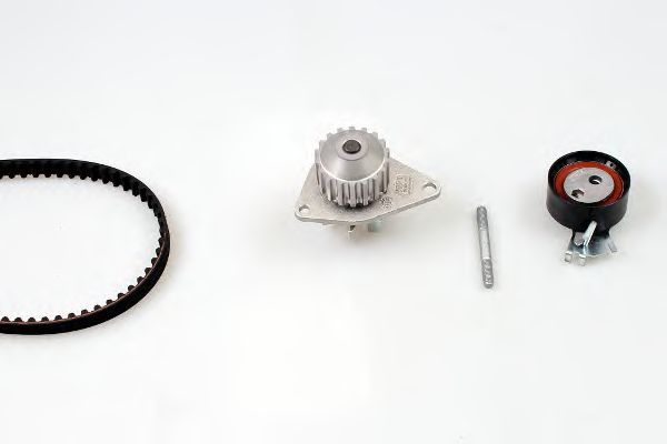 Помпа + комплект ГРМ HEPU PK08461