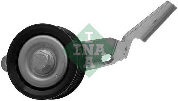 Направляющий / паразитный ролик  поликлинового ремня INA 532 0481 10