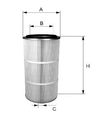 Воздушный фильтр FILTRON AM412/3