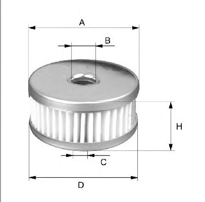 Топливный фильтр FILTRON PM999/5