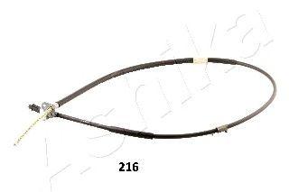 Трос ручника ASHIKA 131-02-216