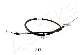 Трос ручника ASHIKA 131-02-217
