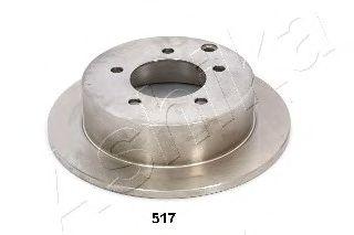 Тормозной диск ASHIKA 61-05-517