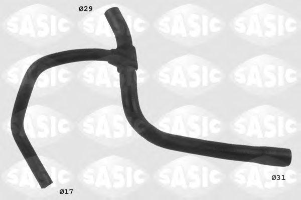 Шланг радиатора SASIC SWH4344