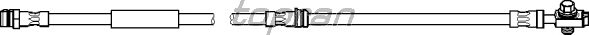 Тормозной шланг TOPRAN 114 201