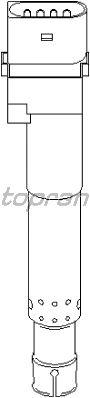 Катушка зажигания TOPRAN 110 921