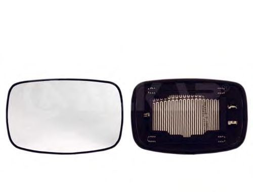 Стекло зеркала заднего вида ALKAR 6431386