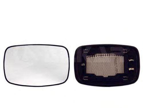Стекло зеркала заднего вида ALKAR 6432386