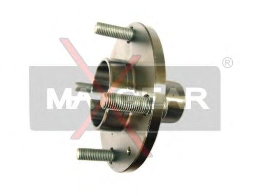 Ступица колеса MAXGEAR 33-0479