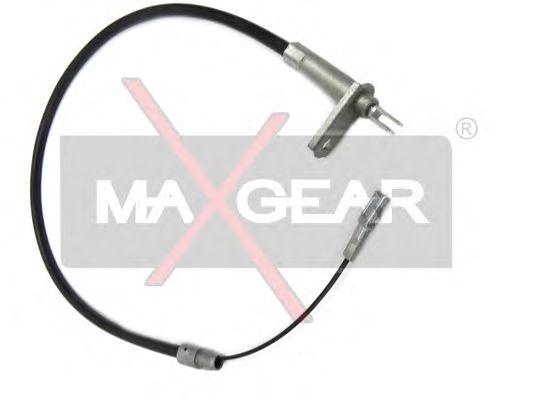 Трос ручника MAXGEAR 32-0252