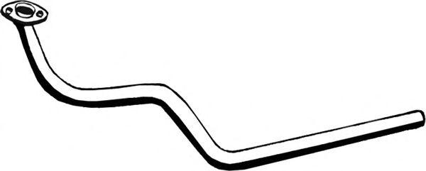 Труба выхлопного газа ASMET 02.012