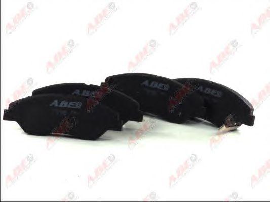 Тормозные колодки ABE C10305ABE