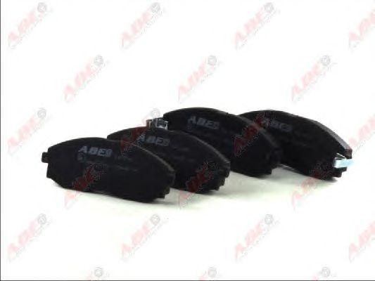 Тормозные колодки ABE C10506ABE