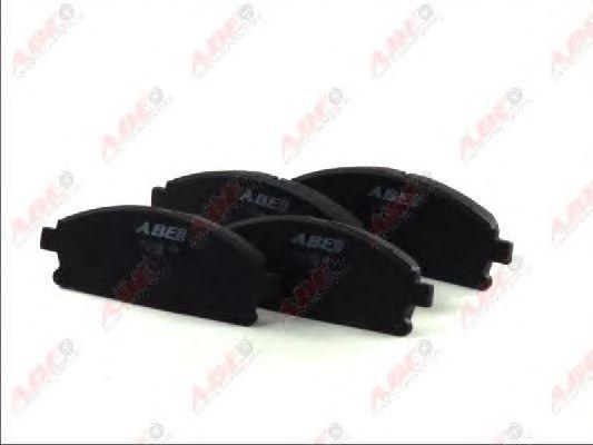 Тормозные колодки ABE C11076ABE
