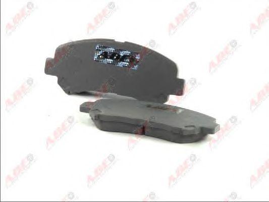 Тормозные колодки ABE C11086ABE