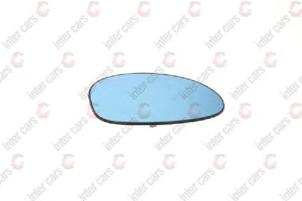 Зеркальное стекло, зеркало мертвого угла BLIC 6102-02-1212823P