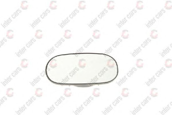 Стекло зеркала заднего вида BLIC 6102-02-1293382P