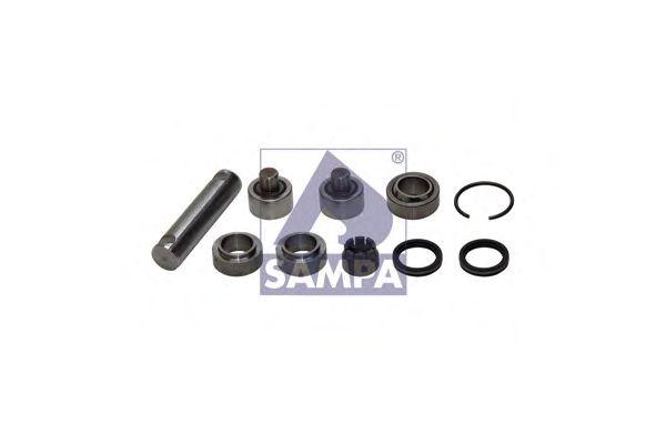 Ремкомплект, подшипник выключения сцепления SAMPA 050.584