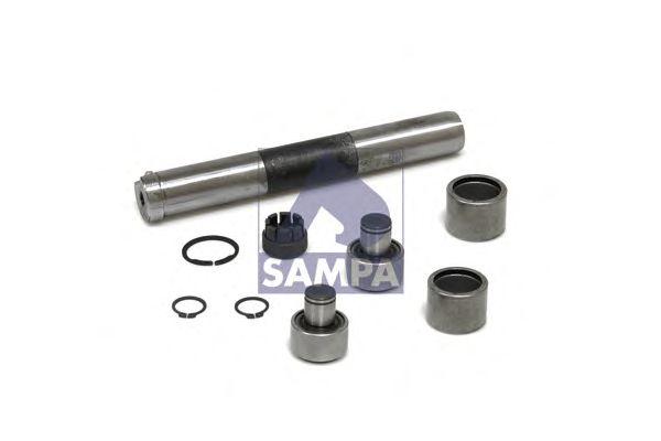 Ремкомплект, подшипник выключения сцепления SAMPA 080.616