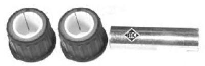 Дистанционная труба, отбойник пружины Metalcaucho 05274