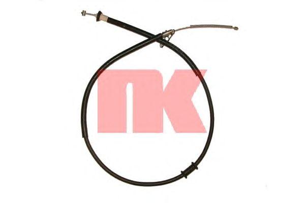 Трос ручника NK 9023129