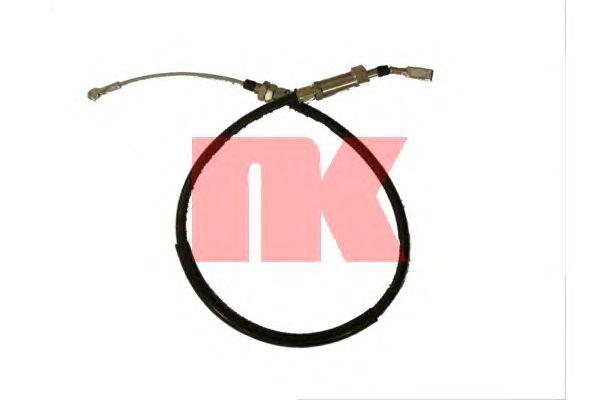 Трос ручника NK 9023136