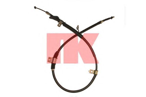 Трос ручника NK 903419