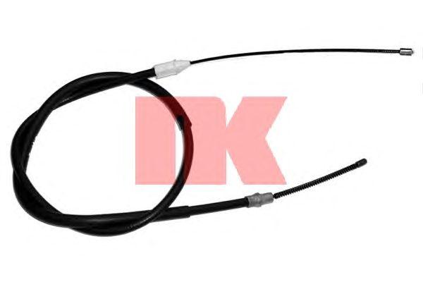 Трос ручника NK 903981