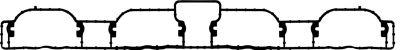 Прокладка, впускной/выпускной коллектор; AJUSA 13204600