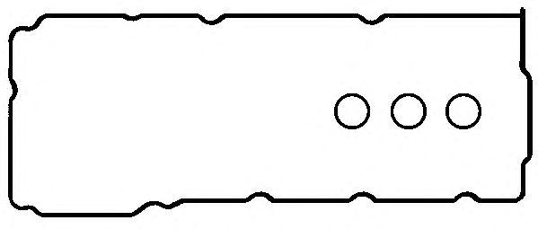 Комплект прокладок клапанной крышки AJUSA 56032600