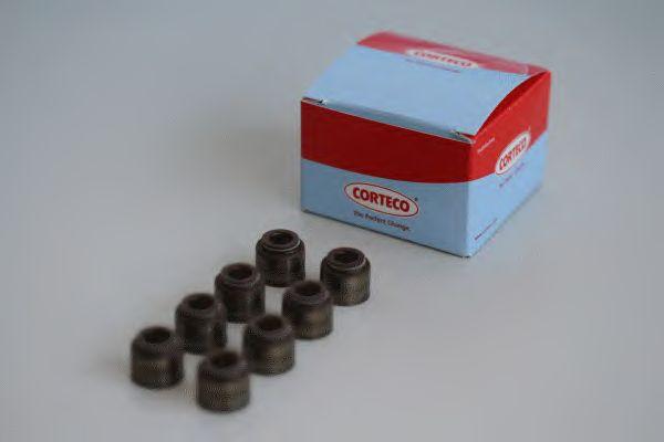 Комплект сальников клапанов CORTECO 19036073