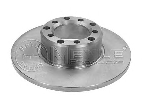 Тормозной диск MEYLE 015 521 2004