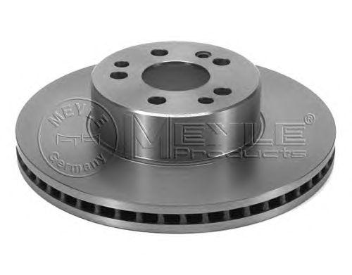 Тормозной диск MEYLE 015 521 2021