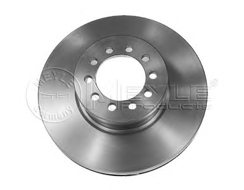 Тормозной диск MEYLE 015 521 2080