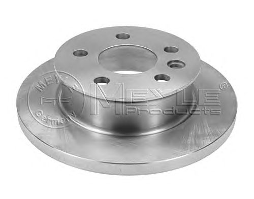 Тормозной диск MEYLE 115 521 1015