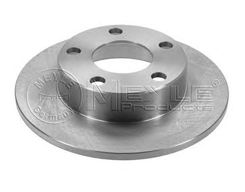 Тормозной диск MEYLE 115 521 1050