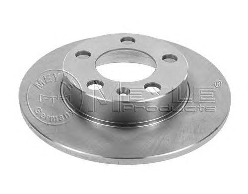 Тормозной диск MEYLE 115 523 1008