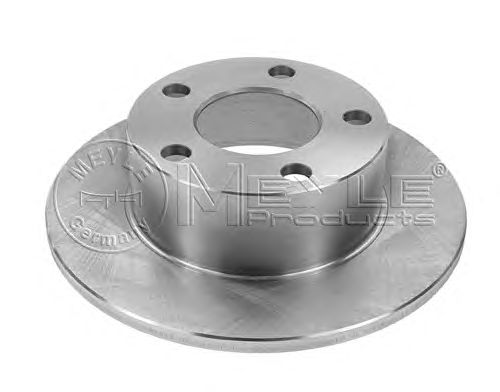 Тормозной диск MEYLE 115 523 1009