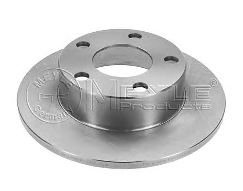 Тормозной диск MEYLE 115 523 1077