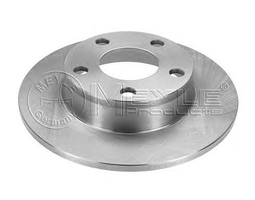 Тормозной диск MEYLE 115 523 1079