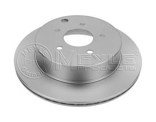 Тормозной диск MEYLE 36-15 523 0027/PD