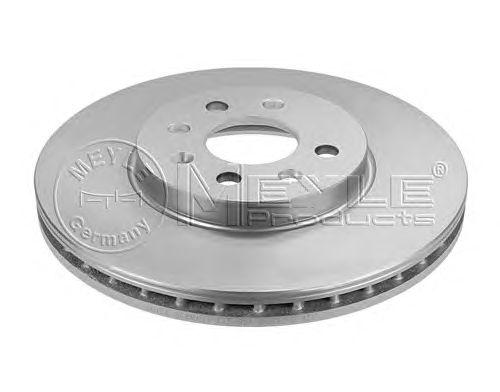 Тормозной диск MEYLE 615 521 6032/PD