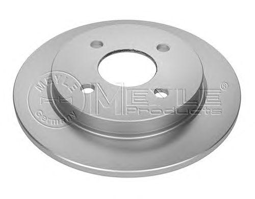 Тормозной диск MEYLE 715 523 7003/PD