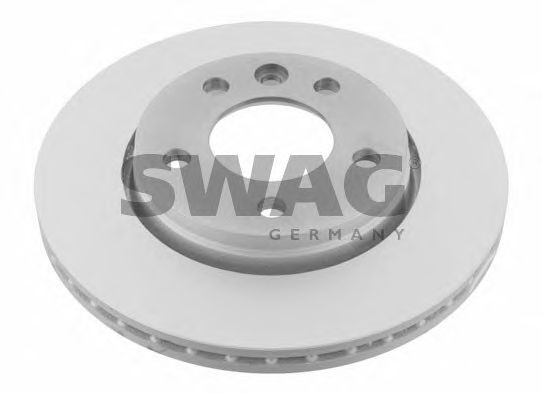 Тормозной диск SWAG 30 92 8682