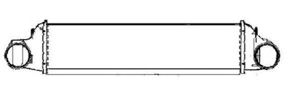 Интеркулер NRF 30165