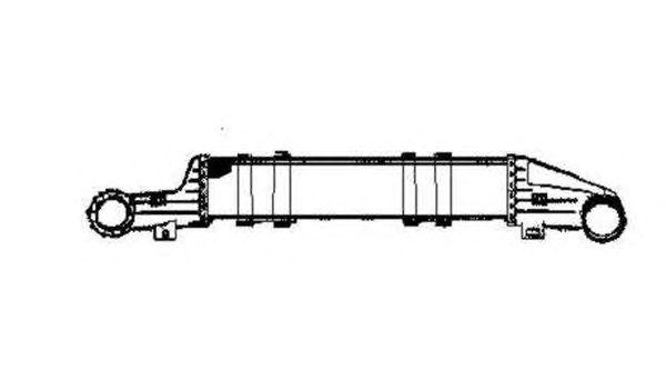 Интеркулер NRF 30421