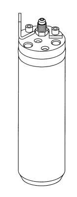 Осушитель кондиционера NRF 33134