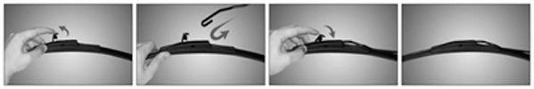 Щетка стеклоочистителя TRICO NF500
