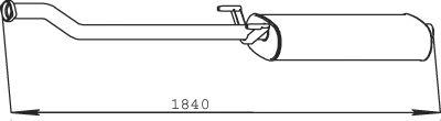 Резонатор DINEX 56314