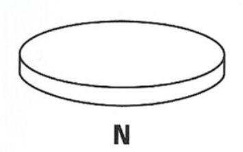 Шайба регулировки зазора в клапанах FRECCIA PRV 01-495